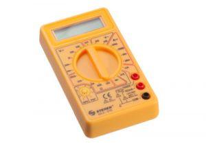 Digital Manual Range Multimeter - 20 Position - Pocket Size