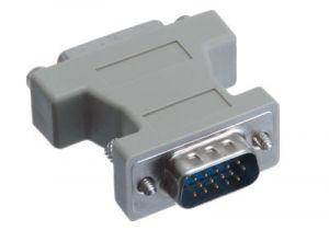DVI-I Female to HD15 VGA Male Adapter
