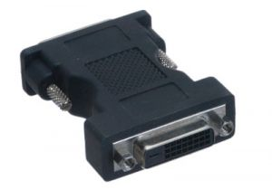 DVI-D Dual Link Female to M1 Male Adapter