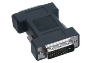 DVI-D Dual Link Male to Female Port Saver