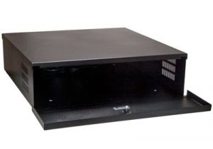 ECore DuroRacks 18x18x5 CCTV DVR LockBox
