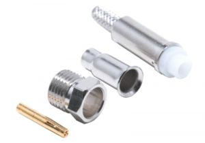 FME Female Crimp Connector RG174 & LMR-100