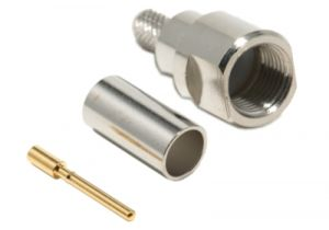 FME Male Crimp Connector - RG58
