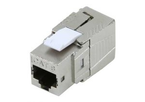 Cat8 RJ45 Shielded Keystone Jack