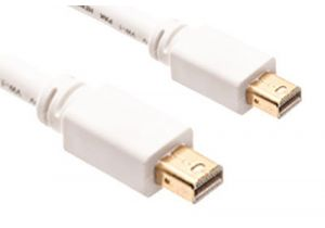 Mini DisplayPort Male to Mini DisplayPort Male