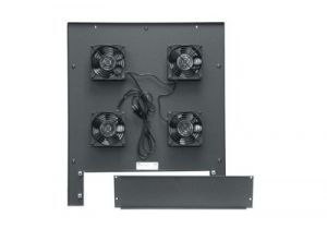 Integrated Fan Top Option - Includes Four 4 1/2 Inch Fans