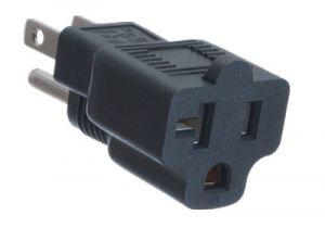 Nema 5-15/20 Female to Nema 5-15 Male Power Adapter