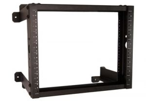 ECore DuroRacks Open Frame Wall Mount Rack - 12 Inch Depth