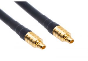 Pasternack PE34891LF - MMCX Male to MMCX Male Coax Cable - RG196