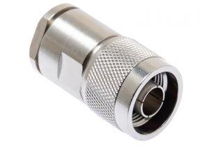 Pasternack PE4133 - N Male Connector Clamp/Solder Attachment for PE-C400, PE-B400, PE-B405, LMR-400, LMR-400-DB, LMR-400-UF, 0.400 inch