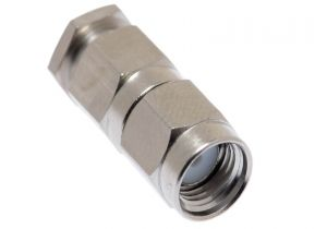 Pasternack PE4766 - Reverse Polarity Male SMA Crimp Connector - RG58, RG141 & LMR-195