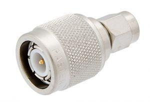 Pasternack PE9076 - SMA Male to TNC Male Adapter