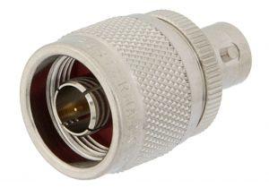 Pasternack PE9369 - 75 Ohm N Male to 75 Ohm BNC Female Adapter
