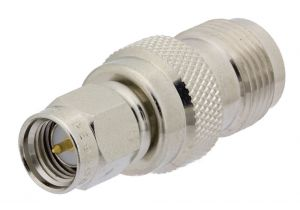 Pasternack PE9600 - SMA Male to RP-TNC Female Adapter