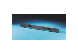 Ortronics Clarity 5e Patch Panel-12 Port, 6 Port Modules
