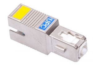 SC Male to SC Female Singlemode Fiber Attenuator - 5dB