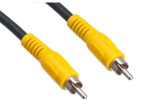 High Performance Single RCA Video Cable