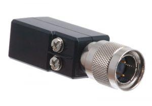 Twinax to RJ45 Extender Balun Active Pins 4&5