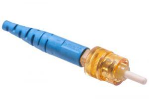 Unicam ST 9/125 Singlemode Fiber Connector | 95-200-51