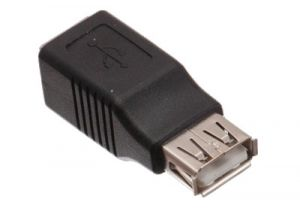 USB 2.0 A Female to B Female Adapter