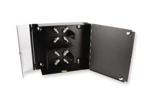 Corning Wall-Mountable Connector Housing - 4 Panel