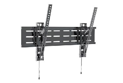 Low Profile Tilting Tv Wall Mount Bracket 37 In 70 Showmecables