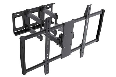 Articulating Tv Wall Mount Bracket 60 100 24 Swing Arm
