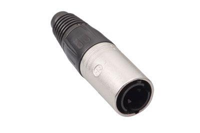 Cool Neutrik 5 Pin Dmx Connector Male Showmecables Com Wiring Digital Resources Skatpmognl