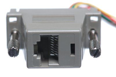 DB15 Male to RJ45 Modular Adapter Kit - 8 Conductor Db To Rj Wiring Diagram on