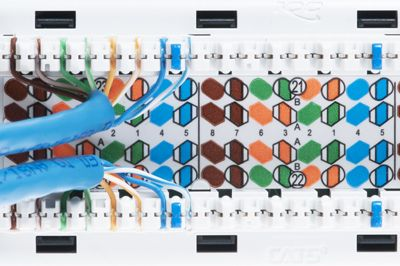 ICC Cat5e Patch Panel