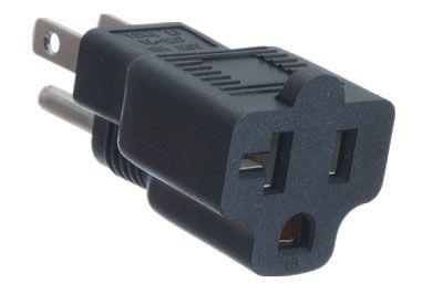 Power Plug Adapter Nema 5 15 Plug To 5 1520 Showmecablescom