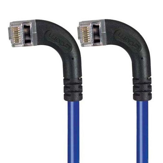 Ethernet Network Patch Cat5E Cable Blue 25ft
