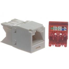 panduit cat5e mini com tx5e rj45 keystone showmecables com rh showmecables com RJ45 Wall Jack Wiring Diagram CAT5 RJ45 Wiring-Diagram