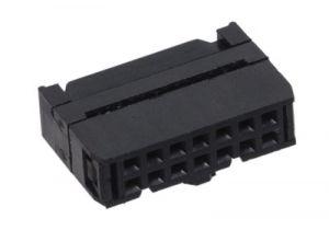 14 Pin Dual Row IDC Socket - Female