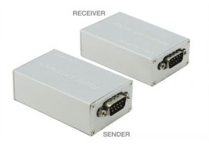 DB9 Serial over Cat5e Extender Balun