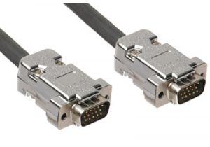 Plenum VGA Cable - Male/Male
