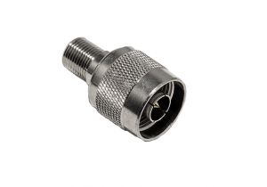 F-Type Female to N Male Adapter
