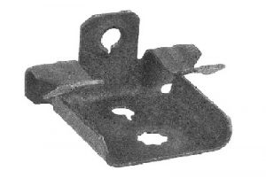 Hammer On Beam Clamp - 1/8 to 1/4 Inch - 1/4-20 Thread | BC18