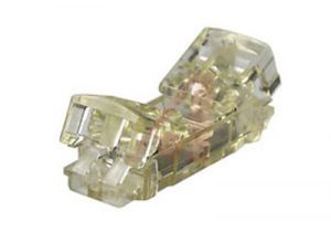 Belden 709SD - 2 Pair Wire Splice - Flame Retardant - 200 Pack