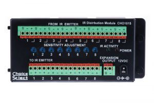 Choice Select 8-Port IR Distribution Hub