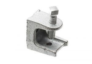 Iron Beam Clamp - 7/8 Inch - 1/4-20 Thread