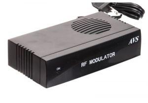 S-Video and RCA RF Modulator