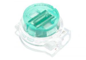 UG IDC Buttsplice 22-26 AWG - Green - 2 Wire - Gel Filled