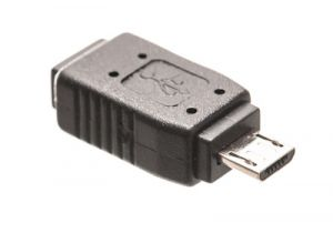 USB 2.0 Mini B Female to Micro B Male Adapter
