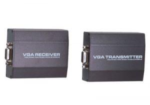 VGA Video over Cat5e Extender Balun