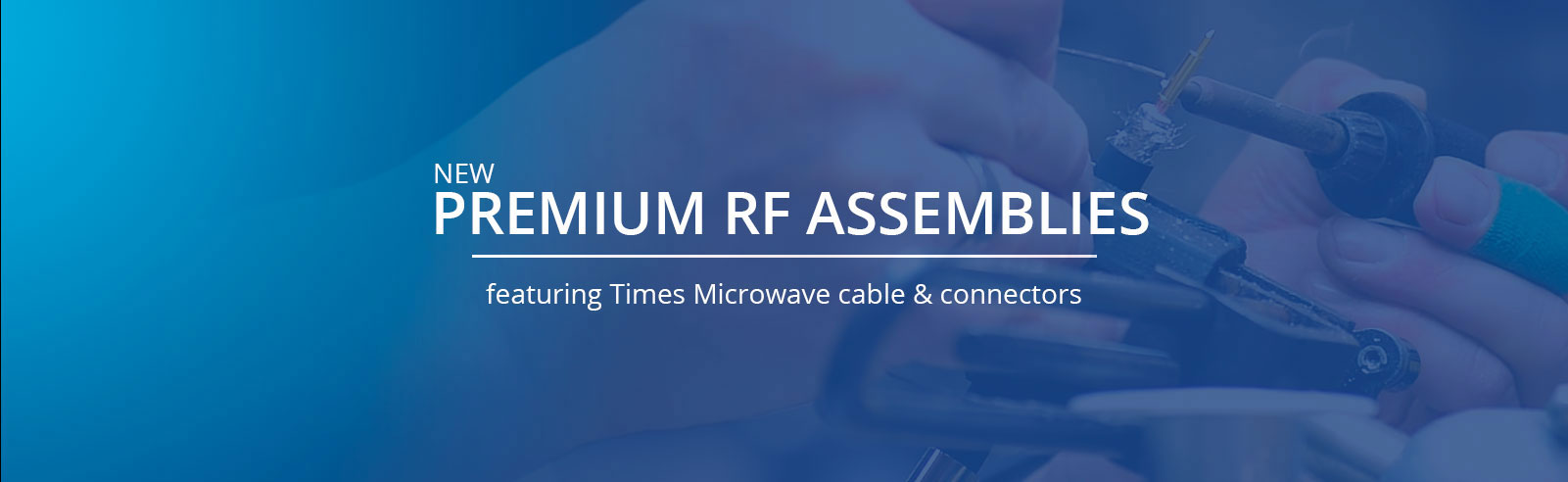 Times Microwave Cable Assemblies